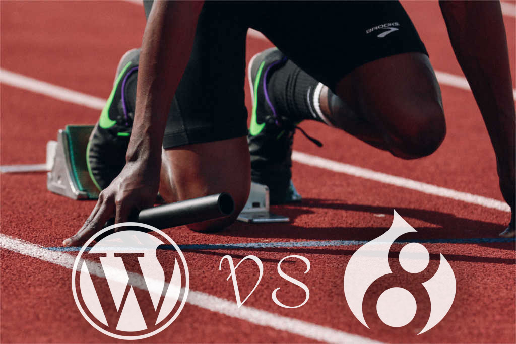 Code: Why Drupal is More Robust than WordPress in 2020.